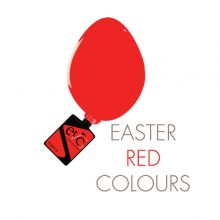 RED DURING EASTER TIME